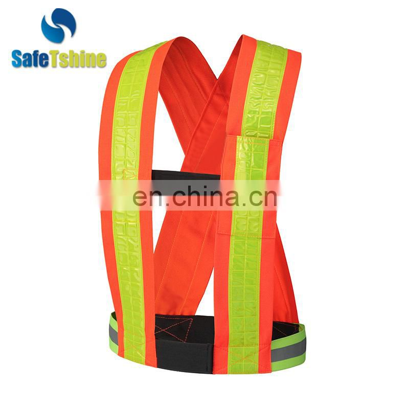 China supplier new style low price warning price of safety belt