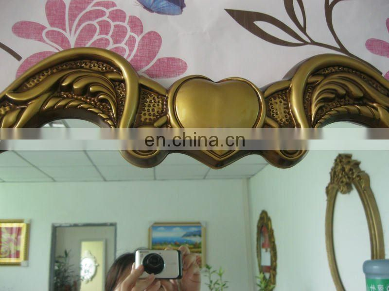 metal antique mirror for daily use