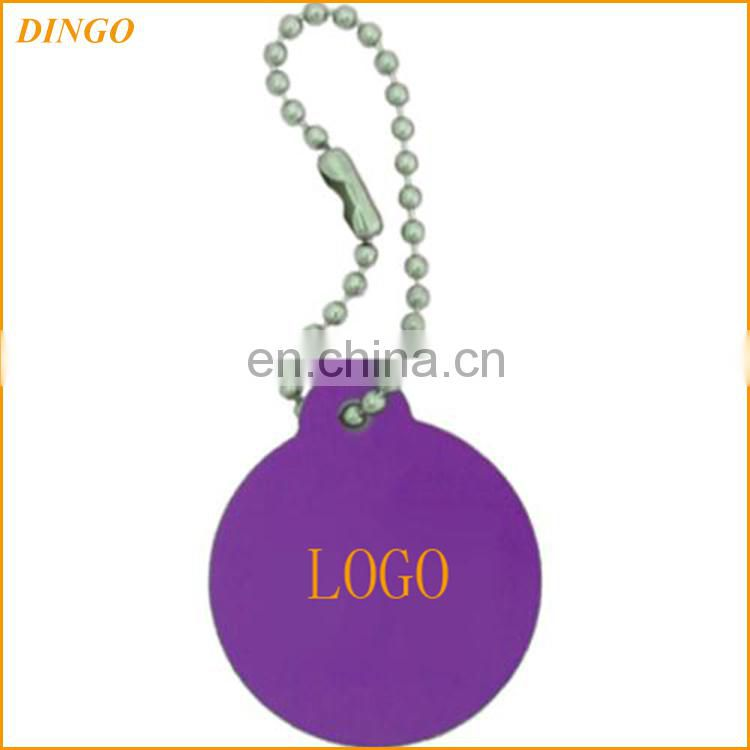 New cheap custom logo qr code pet collar id tag for dogs and cats