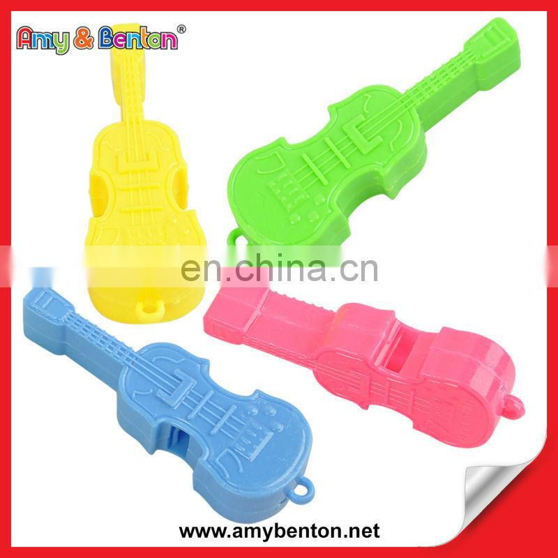 High Quality Six Pack The Violin To Whistle Cartoon Whistle