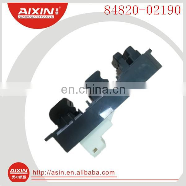 AIXIN Auto Electric Power Window Master Switch For VIOS COROLLA RAV4 84820-02190