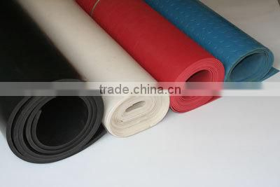 Wholesale heat resistant food grade thin silicone rubber sheet