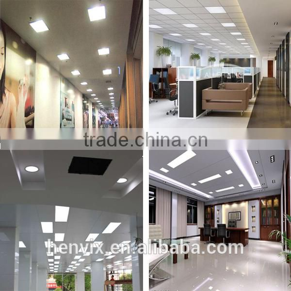 High quality 600x600 led flat panel, 48w flat led panel