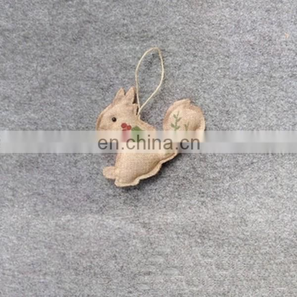 christmas decoration handmade diy ornaments christmas animal cute ornament