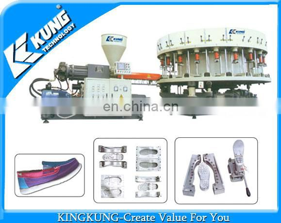 Advanced PVC direct injection moulding machine/moulding machine