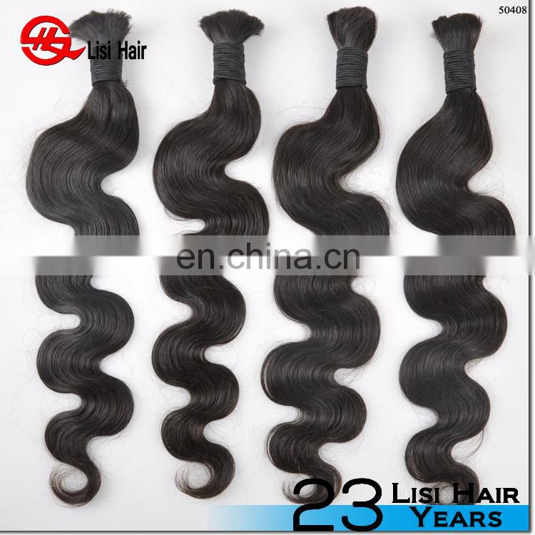 100% unprocessed european russian virgin remy human hair extension/bulk