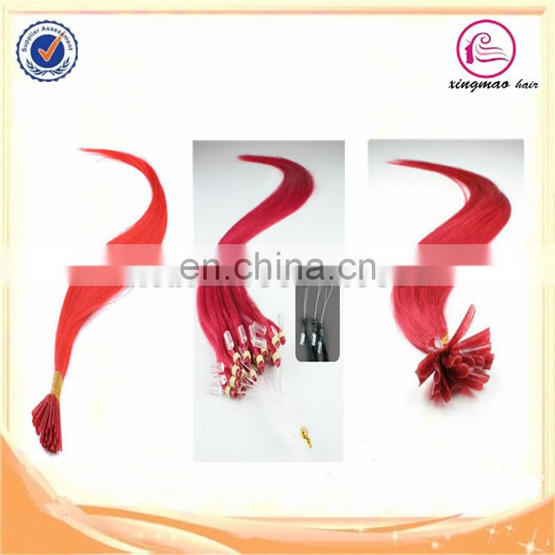 Fast delivery factory wholesale red braiding hair