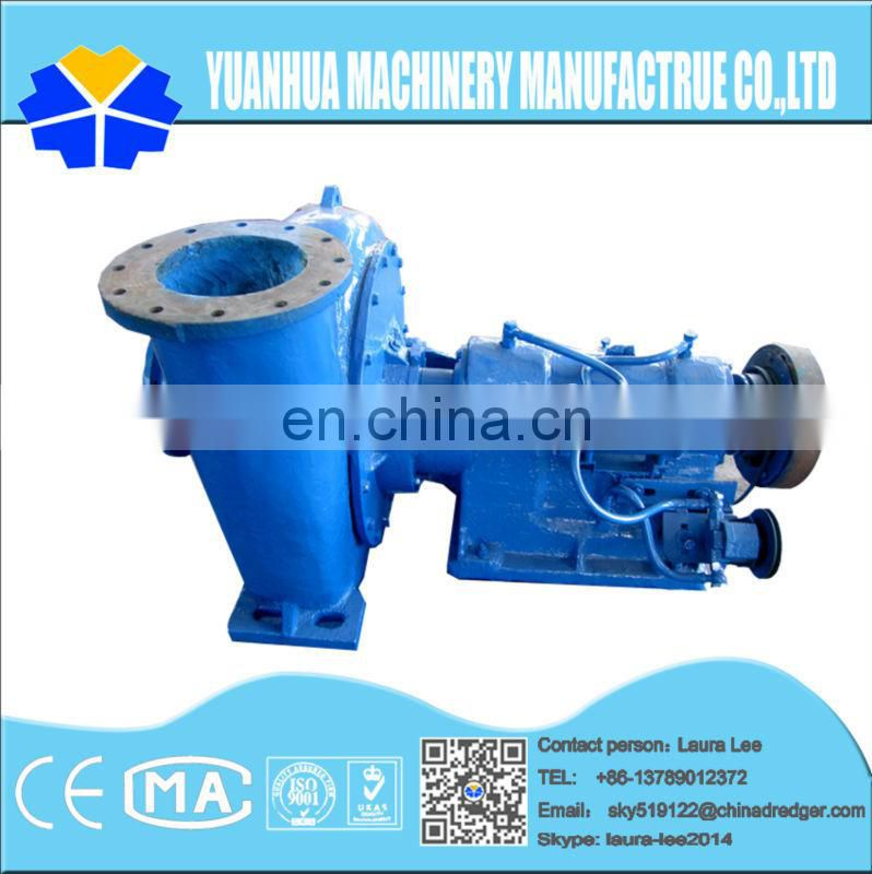 "Yuanhua dredger manufacture 10 "" cutter suction dredger YHCSD250 Image"