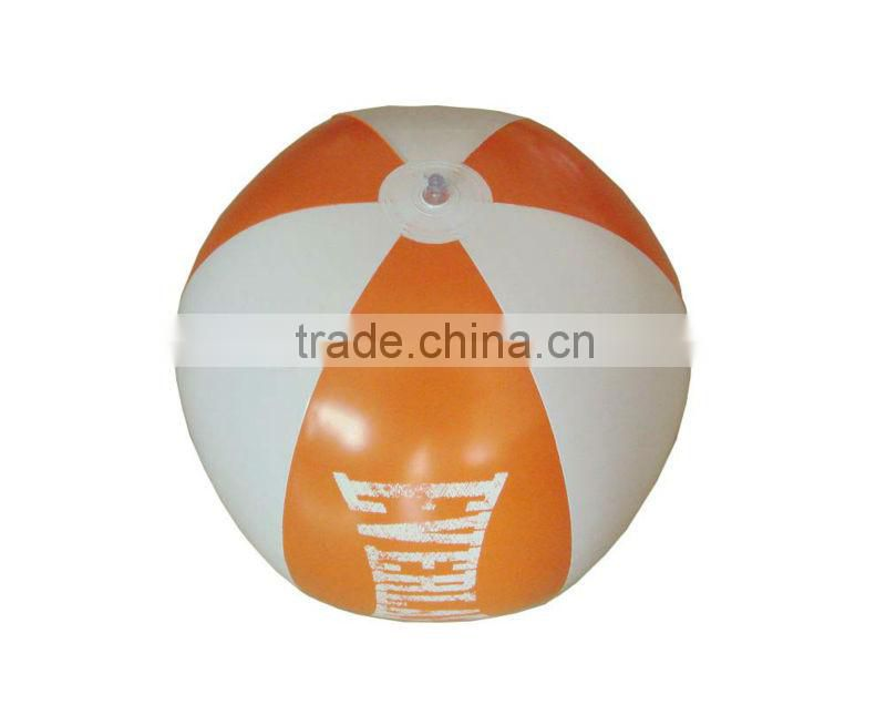 "Plastic beach ball toy balls for children inflated ball inflatable big beach ball 14"" with map"