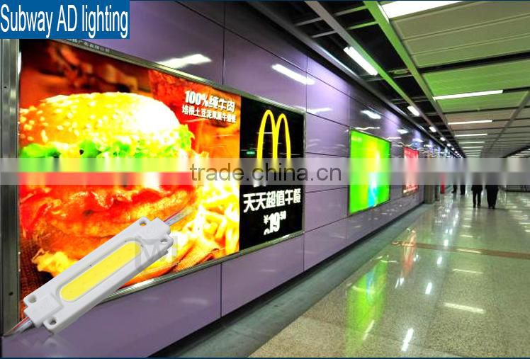 Addressable color pcb led module high quality dc12v CE Rohs Certification waterproof epistar chip led sign module