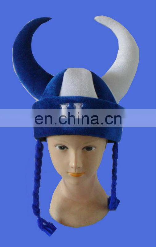 Fashion carnival football fan hat for euro 2016