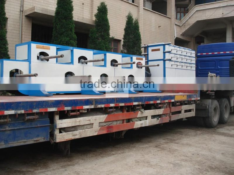 Pet Yarn Doubling High Quality Two Polyester Twisting Machine