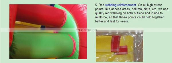 Safty Slides Inflatable, Double giant inflatable outdoor water slide for sale
