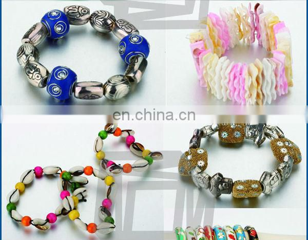Romantic Girls Beads Handmade Bracelet Adaptable To Cloth