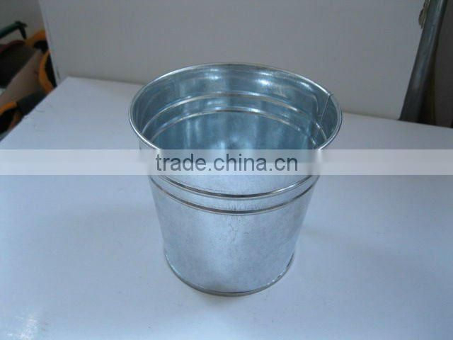 hot sale zinc pot metal pot
