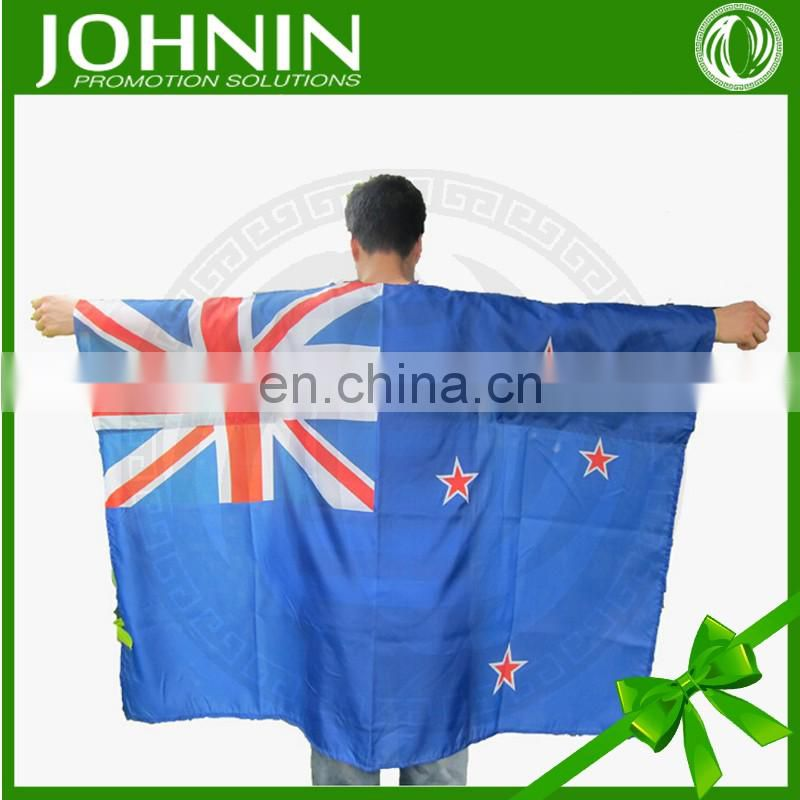 OEM designs direct supply by factory polyester cape
