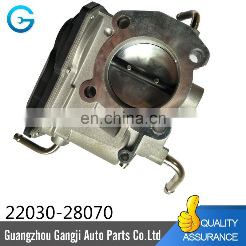 Electronic Throttle Body OEM 22030-28070 FOR TOYOT 07-10 CAMRY , RAV4,SCION MATRIX 2.4L 2AZFE