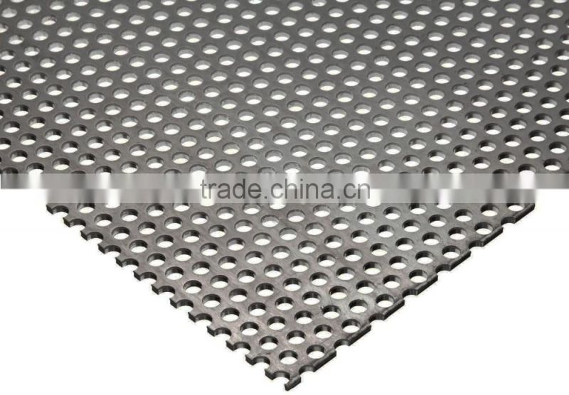 High quality aluminum perforated sheet metal ceiling mesh