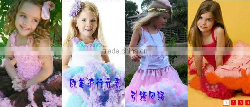 Popular Designs baby dress, girl petti dress for baby