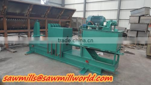 Hydraulic horizontal wood splitting machine with CE certificate