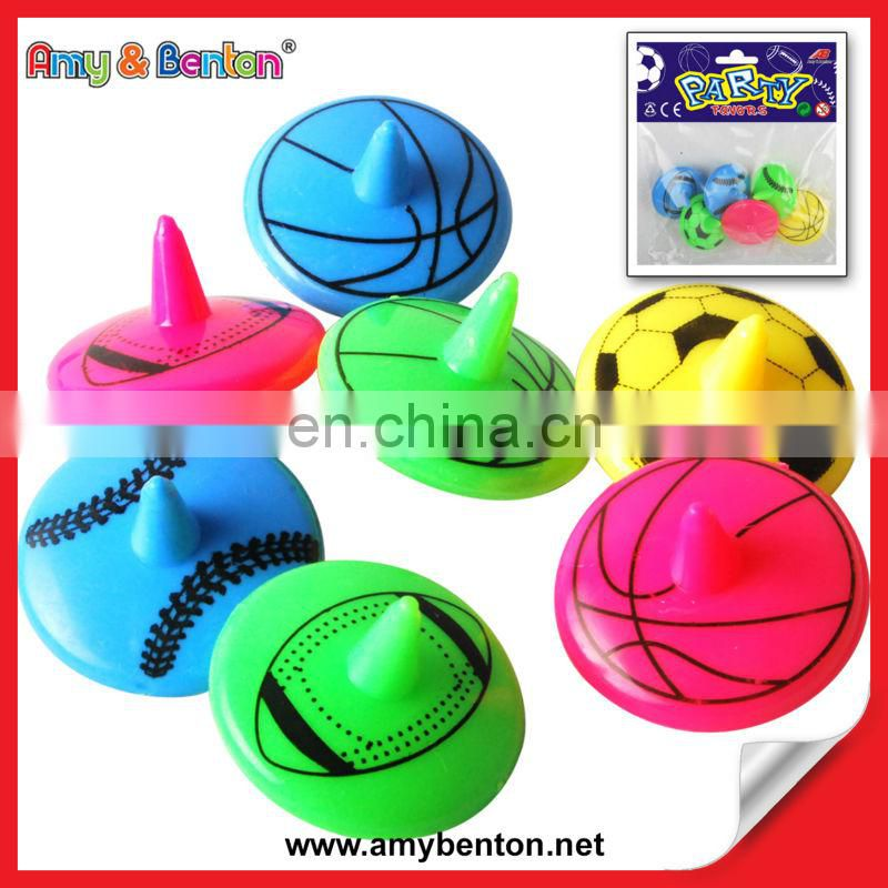 Hot Sale Peg-top Toy For Kids Spinning Top