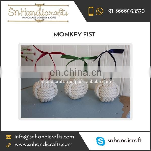 Competitive Price Widely Used Nautical Monkey Fist Knot for Sale