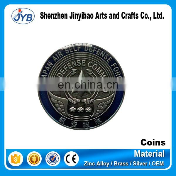 Made in China metal low price russian souvenir coin