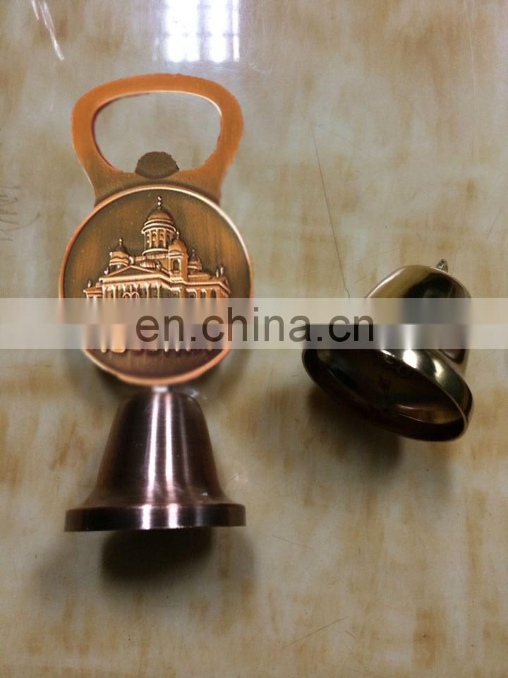 3d coat of arms of russia national emblem metal dinner bell