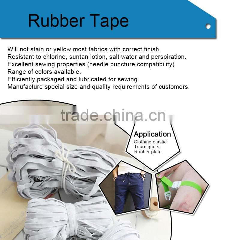 Elastic Rubber Band Rubber Latex Thread
