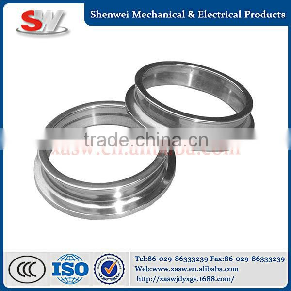Textile machinery spare parts flat steel ring c20 steel bearing steel alloy steel chromium manganese titanium steel