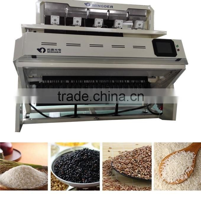 Millet,Sorghum and Oats Color Sorter,color sorting machine for Barley,