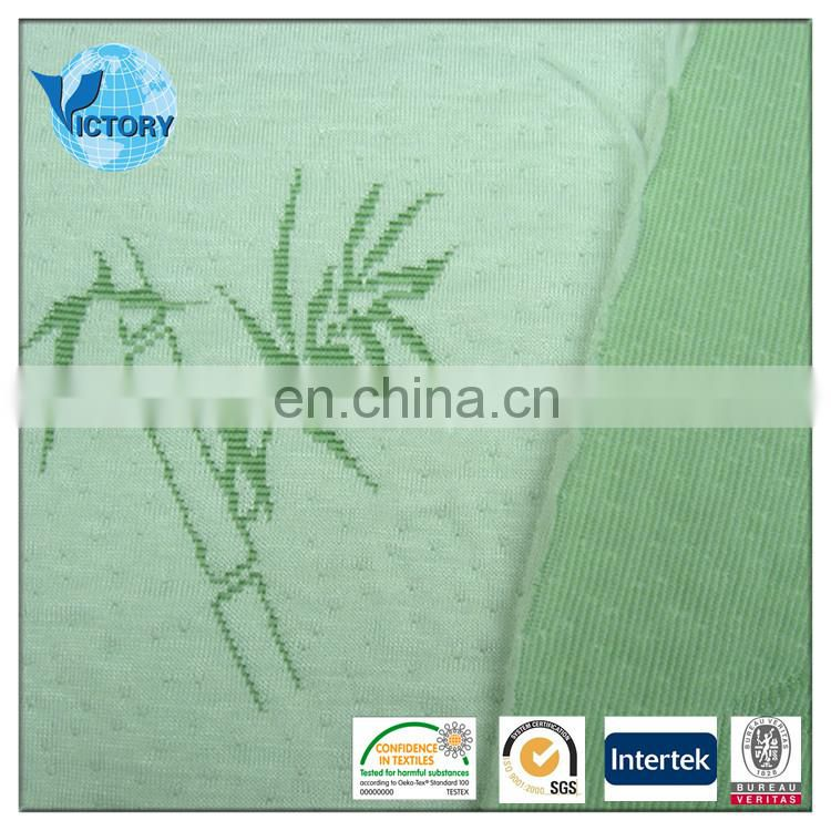 China Alibaba new style knitted fabric ,bamboo Air Layer online shopping