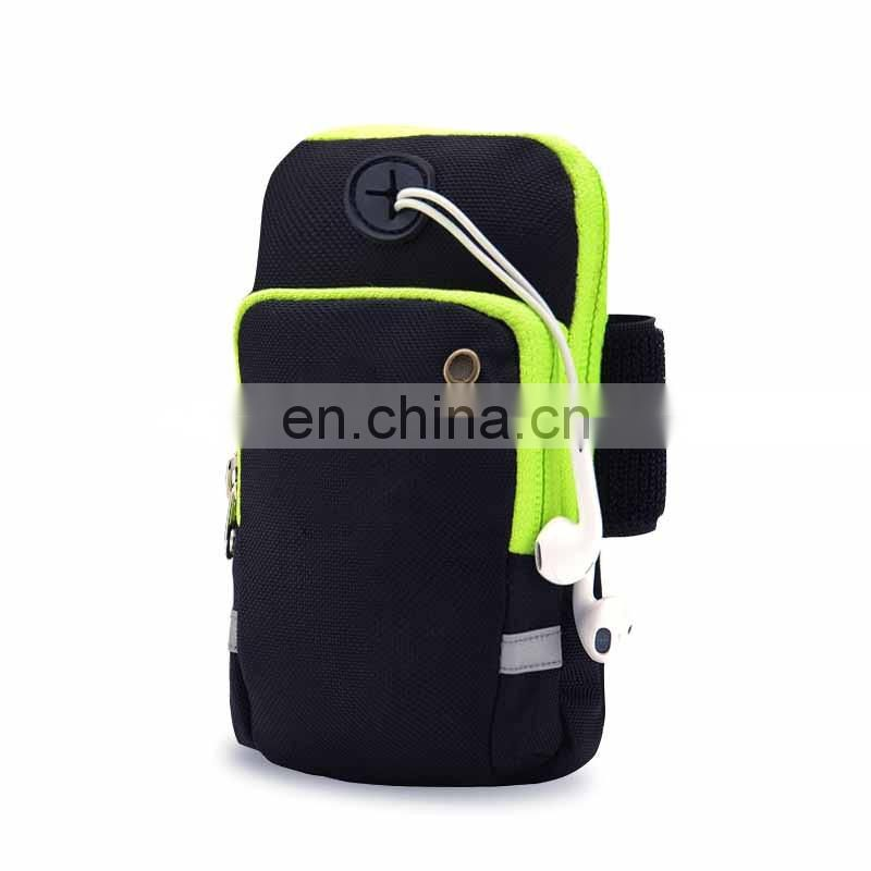 Trade Assurance Professional manufactory sport armband cover holder phone arm bag from china supplier