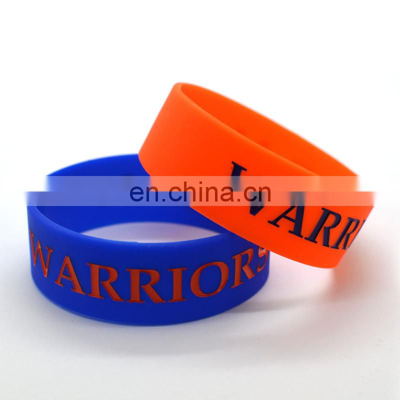 Promotion gifts made by Artigifts 2015 better quality silicone wristband