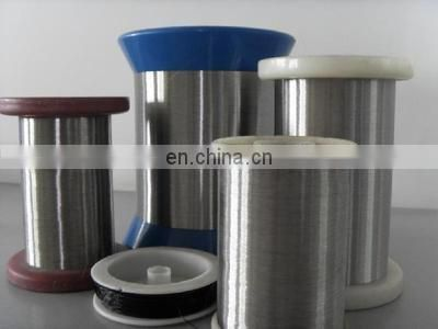 0.1mm-0.19mm ASTM 201 304 316 410 430 stainless steel wire with factory price