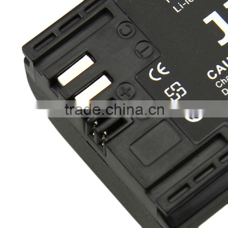 JJC for Li-ion Battery B-LPE6 for Canon for LP-E6 Battery