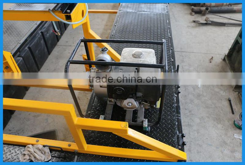 Portable Gold Dredge for Sale with Professional Services