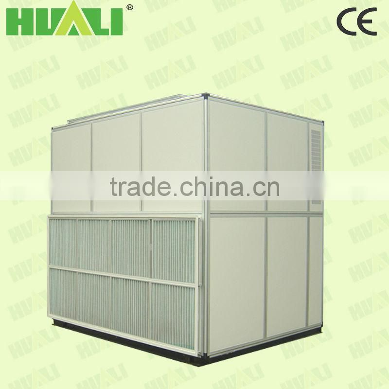 CE Certification HLLW-8P Well-Pop[ulared Air Cooled Purified Type Air Conditioner