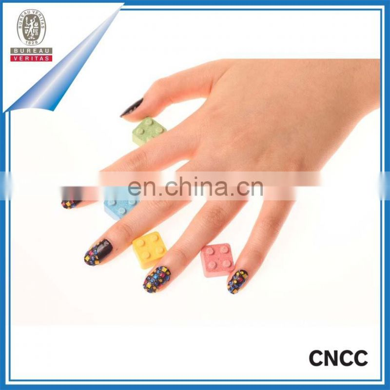 2015 fashion nail art sticker, 2D new nail art design handmade