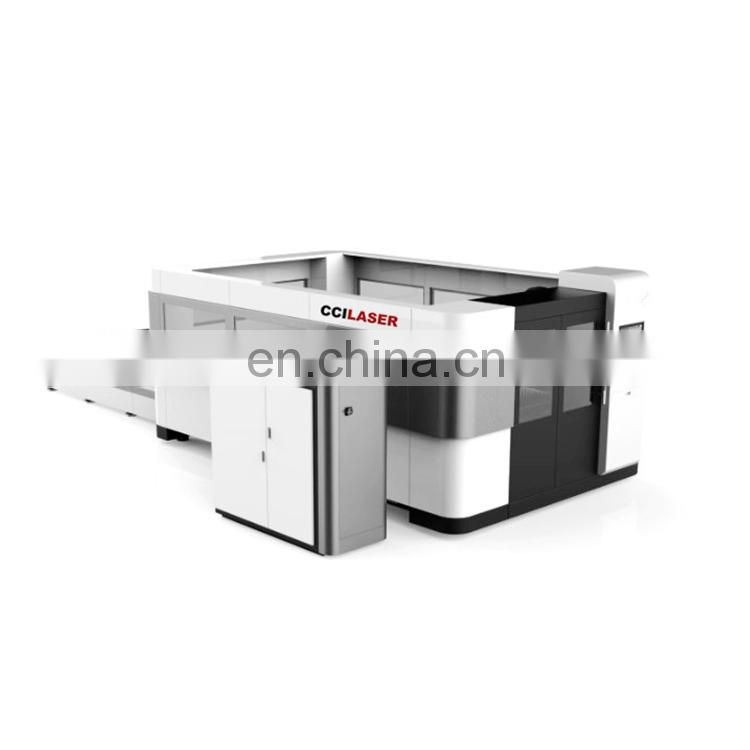 Good quality cheap metal pipe/tube laser metal cutting machine with spare parts with CE