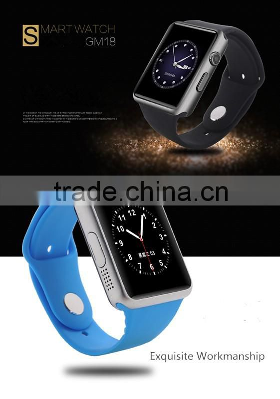 Newest Smart Watch Bluetooth Mobile Phone To Synchronize Android Smart Watch