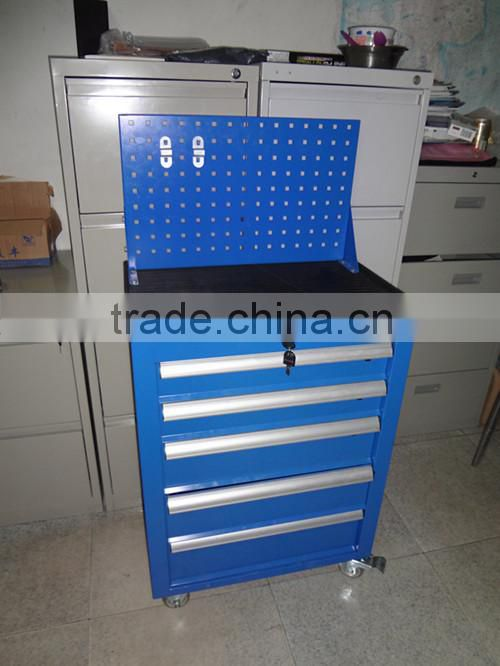 5 Drawer Steel Cabinet To Store Tools