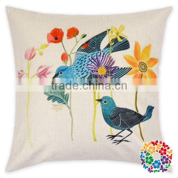 Many Pattern Square Pillow Cushion Cover Print Decoration Pillow Case Cover