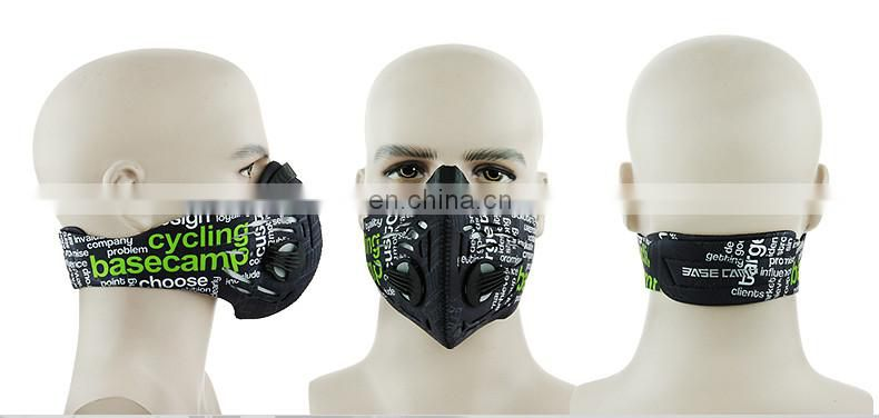 Cool Comfortable Outdoor cycling masks motorcycle bike bicycle riding half face mask