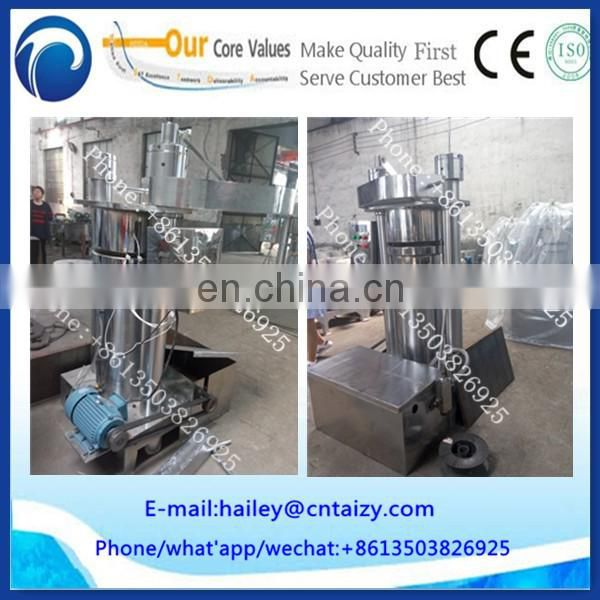 New design multifunctional hydraulic oil press, sesame oil press machine, cocoa