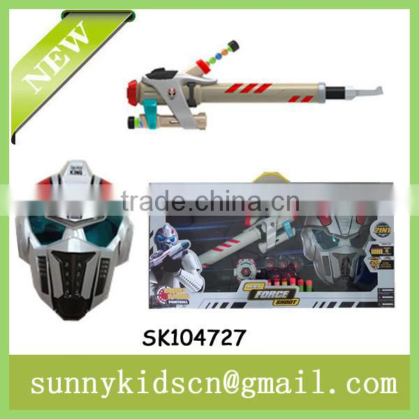 high quality ball shooting gun air soft gun metal with EN71
