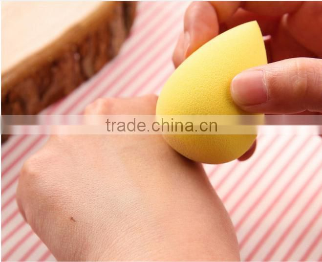 new design gourd makeup puff, latex free makeup sponge, non latex sponge for make up beauty