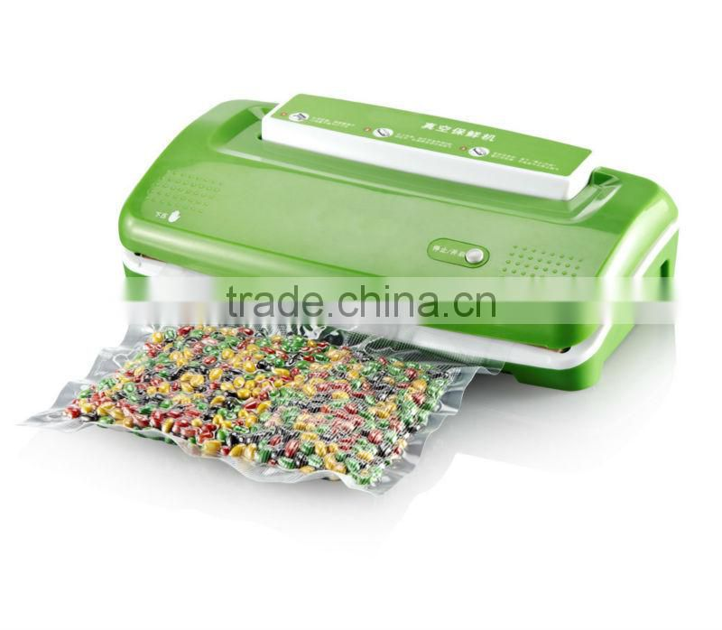 Household Vacuum Packaging Machine Mini Table Top Vacuum Packing Machine