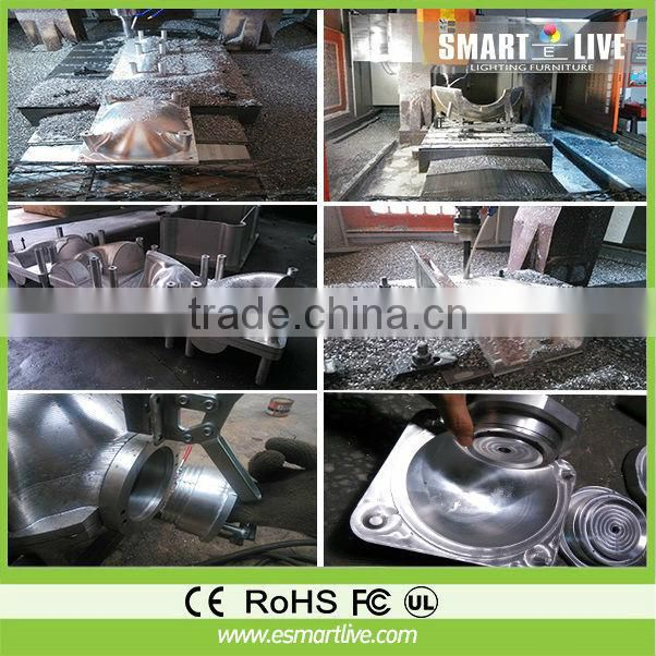 aluminum rotational mould for rotational molding rowing boat