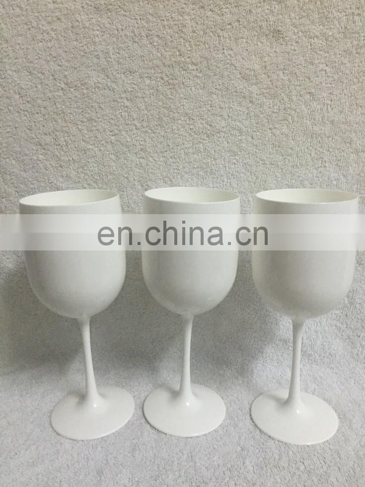 Champagne Glass/Fancy plastic champagne glass/champagne flutes wholesale